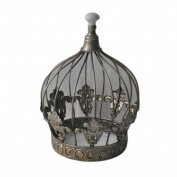 Cheungs FP-3631B Silver Crown Table Décor