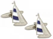 Yacht Cufflinks by Zennor