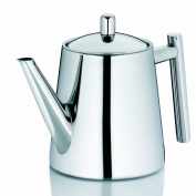Kela Ancona 11355 Stainless-Steel Teapot - 900 ml - Silver