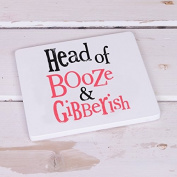 The Bright Side Coasters - Head of Booze & Gibberish