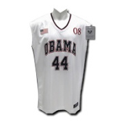 Rapid Dominance R08-OBM-WHT-04 Presidential Basketball Jersey White Extra Large