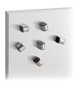 Blomus 66673 0.5 x 0.5 x 0.72 Tewo Magnets - Set of 6
