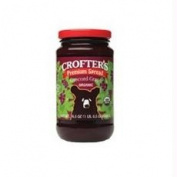 Crofters B65123 Crofters Organic Concord Grape Premium Fruit Spread -6x490ml