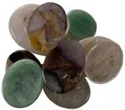 AzureGreen GWVAR Various Worry Stone