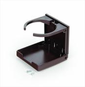 Camco 44043 Adjustable Drink Holder - Brown