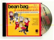 Kimbo Educational Beanbag Activities And Coordination Skills CD With Guide 3-8 Years