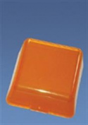 FASTNERS 89207A Command Amber Lens