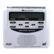 Silent Call Midland Weather Alert Radio