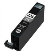 Canon CCLI226GY Compatible Grey Ink Cartridge