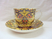 William Morris strawberry theif Jumbo Cup and saucer