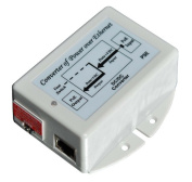 Tycon Systems TP-POE-1824G 48V Gigabit 24W Passive POE Output - Switch Selectable 18 Or 24V