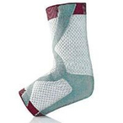 Fla 7588902 Pro Lite 3D Ankle Support Right White & Grey Small