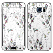 DecalGirl SGS6-WLDFLWRS for for for for for for for for for for Samsung Galaxy S6 Skin - Wildflowers