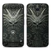 DecalGirl MMG2-BLKBOOK Motorola Moto G Second Gen Skin - Black Book