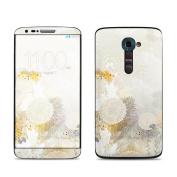 DecalGirl LGG9-WVEL LG G2 VS980 Skin - White Velvet