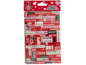 Bulk Buys SB101-48 Valentines Day Poetry Conversation Magnets