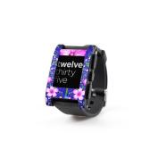 DecalGirl PWCH-FHARMONY Pebble Watch Skin - Floral Harmony