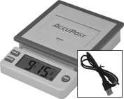 AccuPost PP110 4.5kg Postal Scale with USB Port