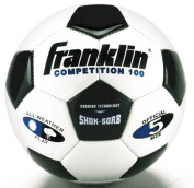 Franklin Sports Competition 100 Soccer Ball 6784