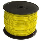 Southwire Company 12YEL-STRX500 THHN Stranded Single Wire Yellow