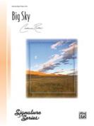 Alfred 00-39437 Big Sky-Pno Sol Book