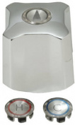 Brass Craft SH4781 Large Chromeome Faucet Handle