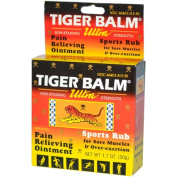 Tiger Balm Pain Relieving Ointment Ultra Strength Non-Staining - 50ml