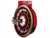roulette wheel cardboard cutout 43cm x 33cm - Case of 144