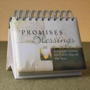 Dayspring Cards 12809X Cal Promises & Blessings Day Brightener