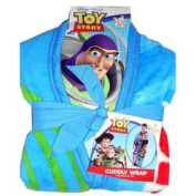 The Northwest Company 33933-2 Disney Pixar Toy Story Cuddly Wrap - Pack of 2