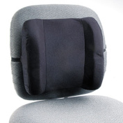 Safco Products 71491 Remedease High Profile Backrest123/4w x 4d x 13h Black