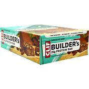 Clif Bar Builder Bar - Chocolate Mint - 70ml -Pack of 12