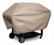 KoverRoos 33057 KoverRoos III Supersize Barbecue Cover Taupe - 29 D x 76 W x 45 H in.