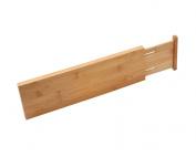 YBM Home 328 Bamboo Deep Kitchen Drawer Dividers