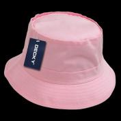 Decky 450-PL-PIN-06 Fishermans Hat Pink - Small & Medium