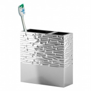 Nu Steel MET4H Metropolitan Toothbrush Holder