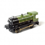 Teamsterz 1:55 Light And Sound Locomotive Steam Train Tank Engine ~ Green
