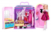 Ziweiba Barbie Life In The Dreamhouse Girl Fashionista Ultimate Closet