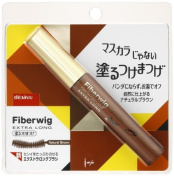 Dejavu | Mascara | Fibre Wig Extra Long Natural Brown