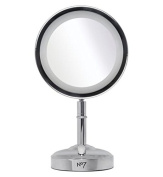 No7 2014 Illuminated Make-up Mirror