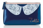 Zoella Beauty Lace Collar Purse / Make up Bag / Cosmetics Pouch