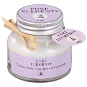 Pure Elements Natural Cosmetics Chi Hyaluronic Anti-Ageing Mask with Lotus Extract 50 ml