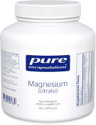 Magnesium Citrate - 180 - Capsule