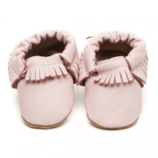 Moccasins Baby Shoes Pink 12-18 months