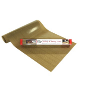 Bake-O-Glide 1 m x 450 mm Non-Stick Reusable Cooking/Baking Liner Roll, Brown