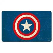Captain America Shield Breakfast Cutting Board