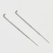 50 Pcs 79mm 86mm 91mm Felting Needles DIY Wool PIN Felting Tools Kits MEDIUM And Foam Pad