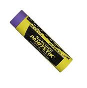 All-Weather Paintstik Livestock Marker, 2.5cm Diameter, 10cm Length, Purple