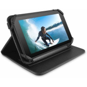 Ematic Universal Tablet Folio Case for 18cm Tablets and Galaxy Tab