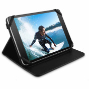Ematic Universal Tablet Folio Case for 18cm - 20cm Tablets and Apple iPad mini